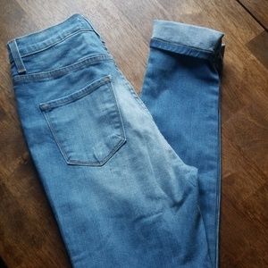 Vibrant miu jeans